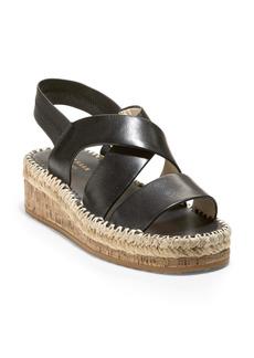 Cole Haan Cloudfeel Espadrille Sandal (Women)