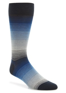 Cole Haan Gradient Stripe Socks