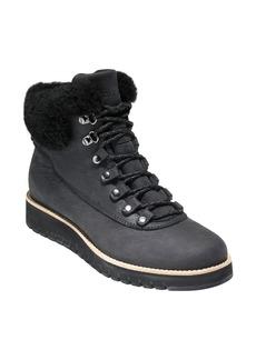 Cole Haan GrandExpløre Genuine Shearling Trim Waterproof Hiker Boot (Women)