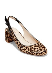 Cole Haan Lainey Bow Slingback Pump (Women)