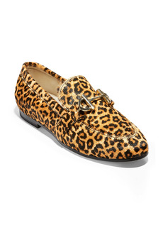 Cole Haan Modern Classics Genuine Calf Hair Bit Loafer (Women)