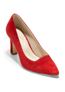 Cole Haan Modern Classics Pointed Toe Pump (Women)