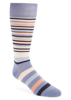Cole Haan Town Stripe Crew Socks