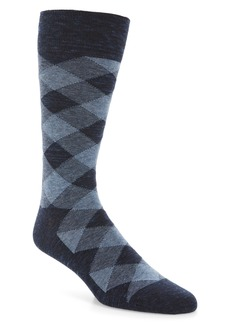 Cole Haan Twist Plaid Socks (Buy More & Save)
