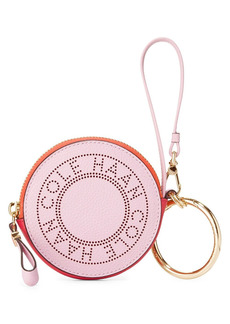 Cole Haan Leather Circle Coin Purse