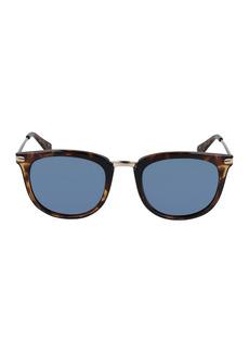 Cole Haan Polarized 52mm Square Sunglasses