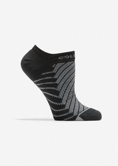 Cole Haan ZERØGRAND Textured Low Cut Sock