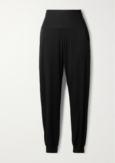 Commando Butter Stretch-micro Modal Jersey Track Pants