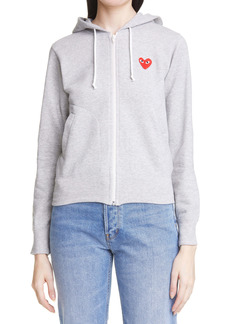 Comme des Garçons PLAY Heart Graphic Hoodie