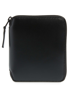 Comme des Garçons Zip Around Leather Wallet