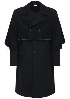 Comme des Garçons Double Wool Coat