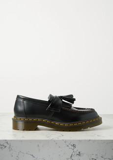Comme des Garçons Dr. Martens Tasseled Leather Loafers
