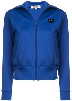 Comme des Garçons chest logo track jacket