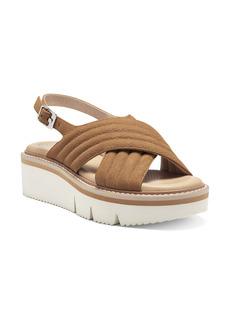 CC Corso Como® Lana Platform Slingback Sandal (Women)
