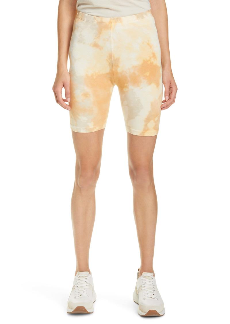 COTTON CITIZEN Milan Tie Dye Bike Shorts