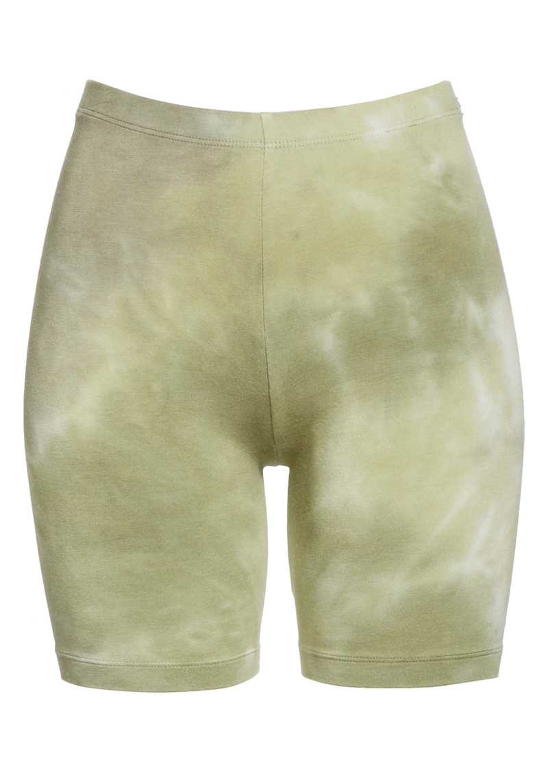 COTTON CITIZEN Milan Tie Dye Bike Shorts
