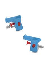 Cufflinks Inc. 3D Water Gun Cuff Links