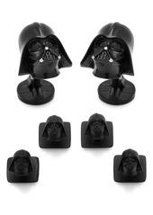 Cufflinks Inc. Cufflinks, Inc. 3D Darth Vader Cuff Links & Shirt Studs Set