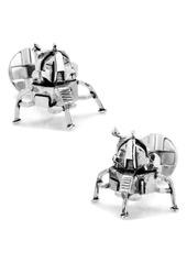 Cufflinks Inc. Cufflinks, Inc. 3D Moon Lander Cuff Links