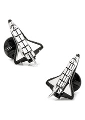 Cufflinks Inc. Cufflinks, Inc. 3D Space Shuttle Cuff Links