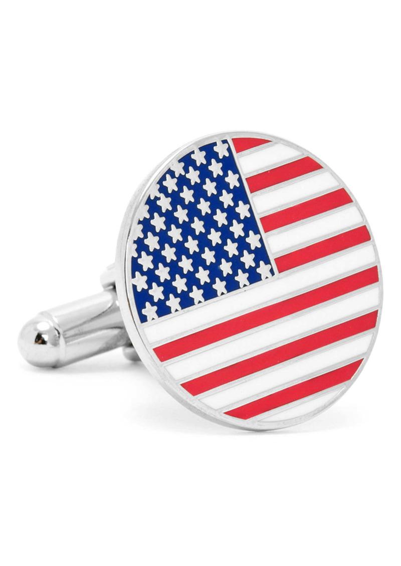 Cufflinks Inc. Cufflinks, Inc. American Flag Cuff Links
