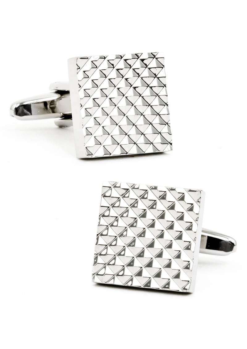 Cufflinks Inc. Cufflinks, Inc. Apex Square Cuff Links