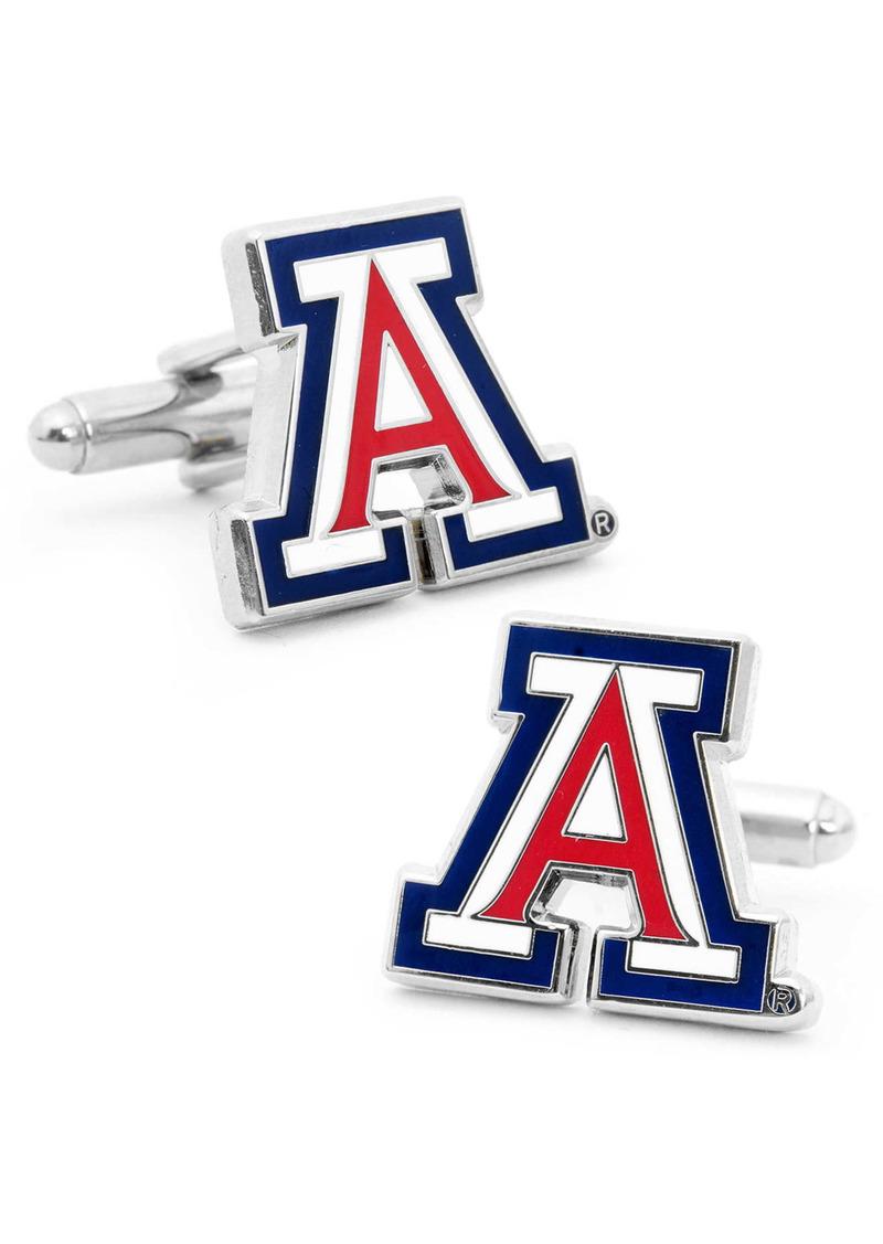 Cufflinks Inc. Cufflinks, Inc. 'Arizona Wildcats' Cuff Links