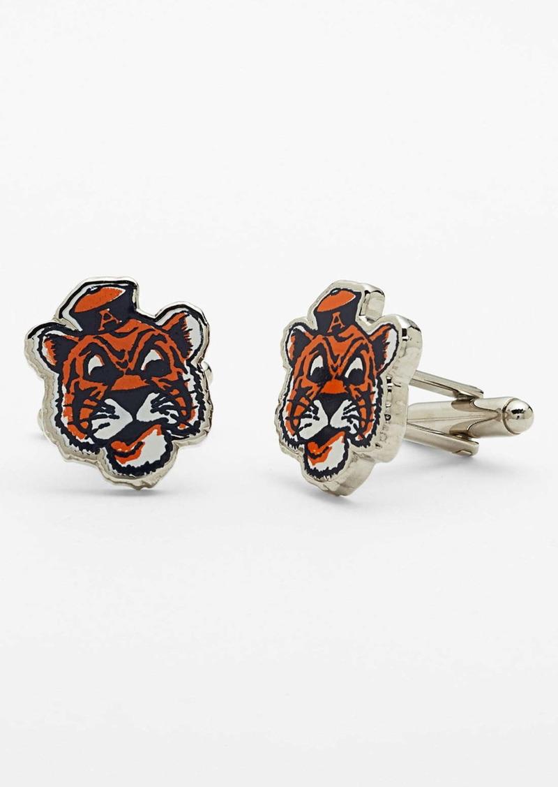 Cufflinks Inc. Cufflinks, Inc. 'Auburn University Tigers' Cuff Links