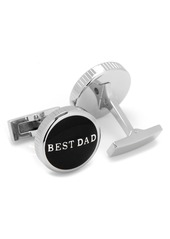 Cufflinks Inc. Cufflinks, Inc. Best Dad Cuff Links