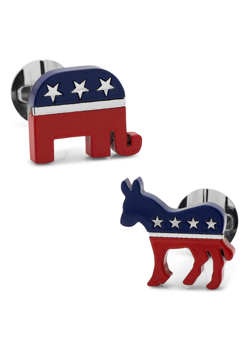 Cufflinks Inc. Cufflinks, Inc. Bipartisan Cuff Links