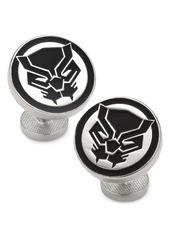 Cufflinks Inc. Cufflinks, Inc. Black Panther Mask Cuff Links