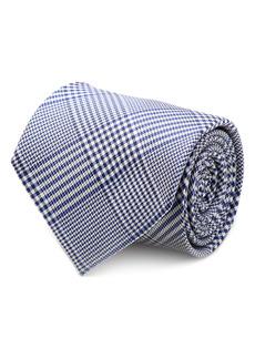 Cufflinks Inc. Cufflinks, Inc. Blue Glen Plaid Silk Tie