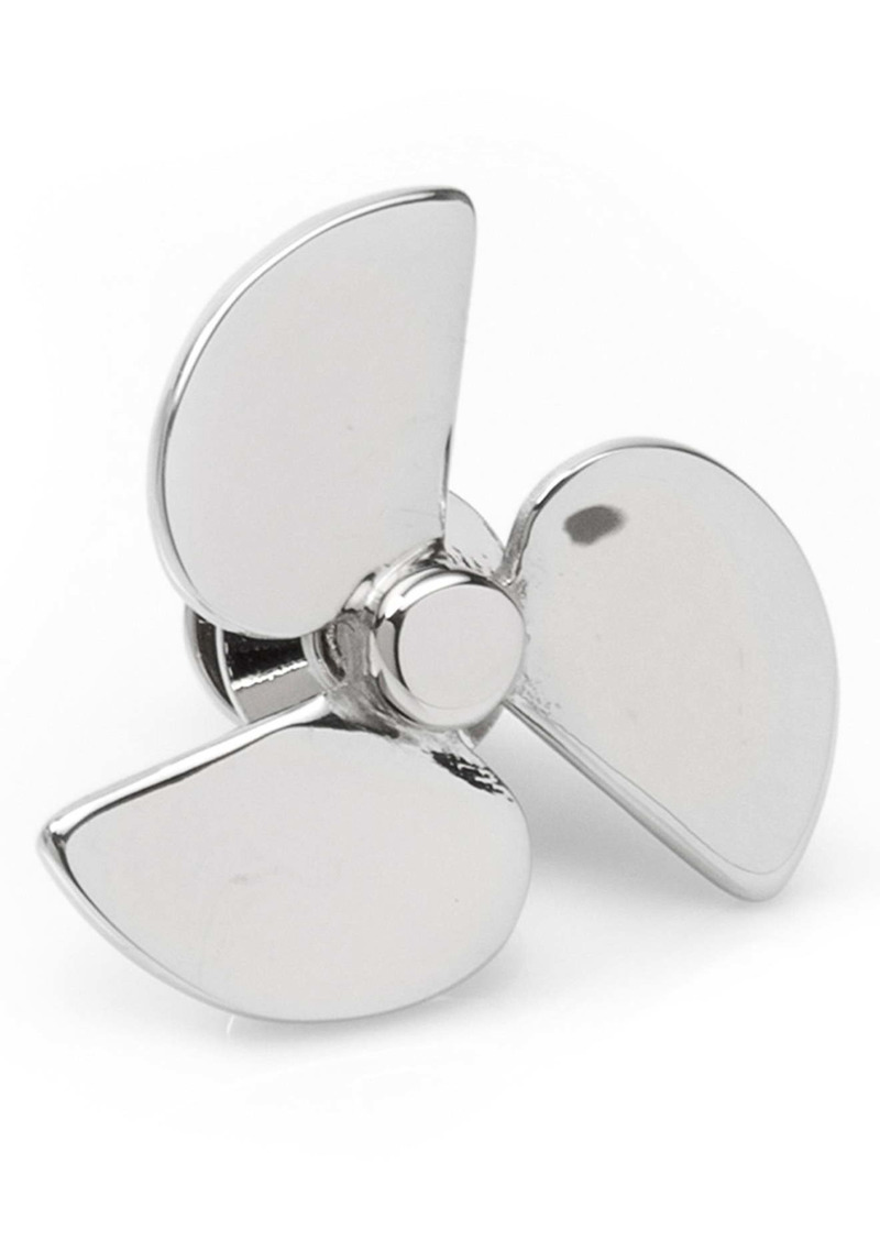 Cufflinks Inc. Cufflinks, Inc. Boat Propeller Lapel Pin