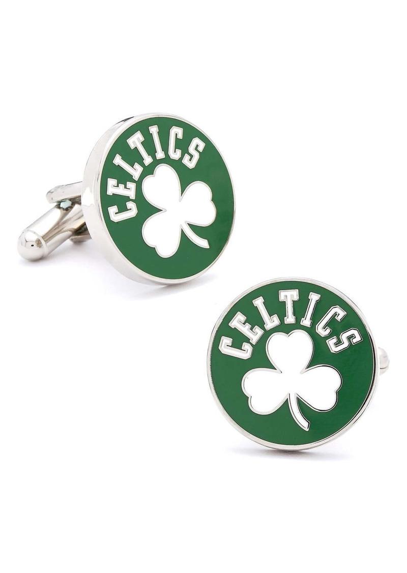 Cufflinks Inc. Cufflinks, Inc. 'Boston Celtics' Cuff Links