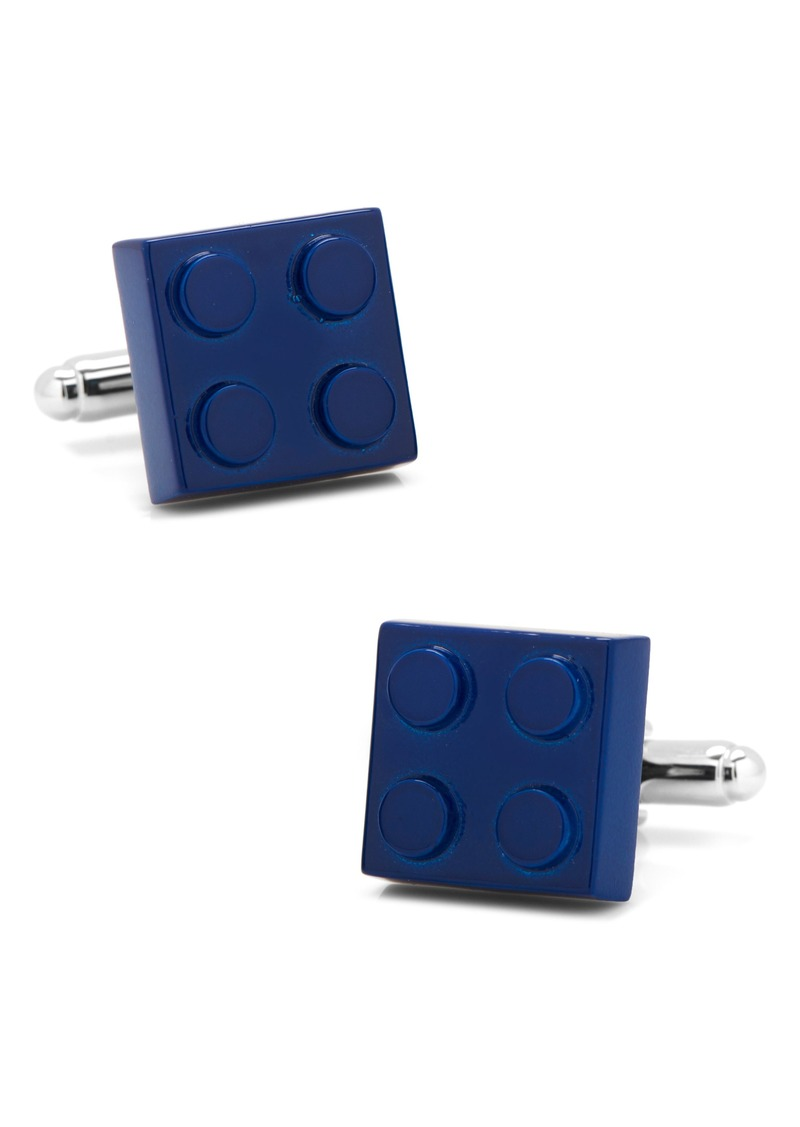 Cufflinks Inc. Cufflinks, Inc. Building Block Cuff Links