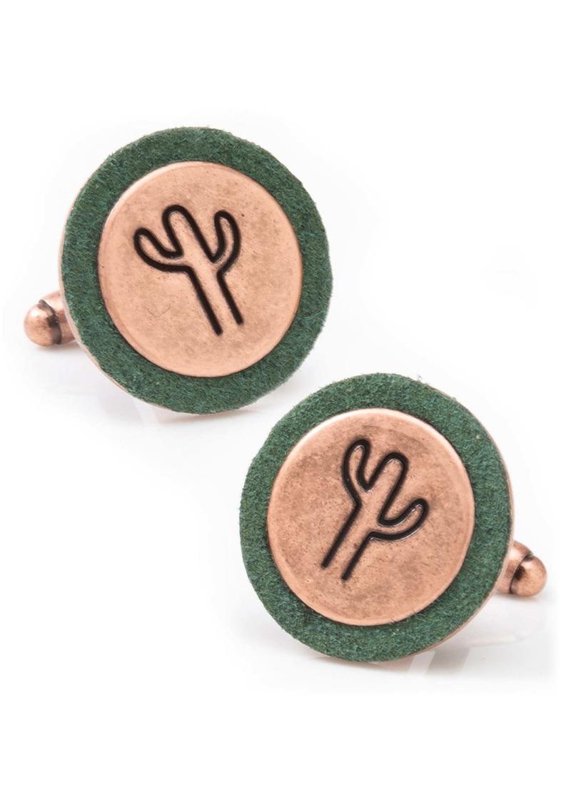Cufflinks Inc. Cufflinks, Inc. Cactus Cuff Links