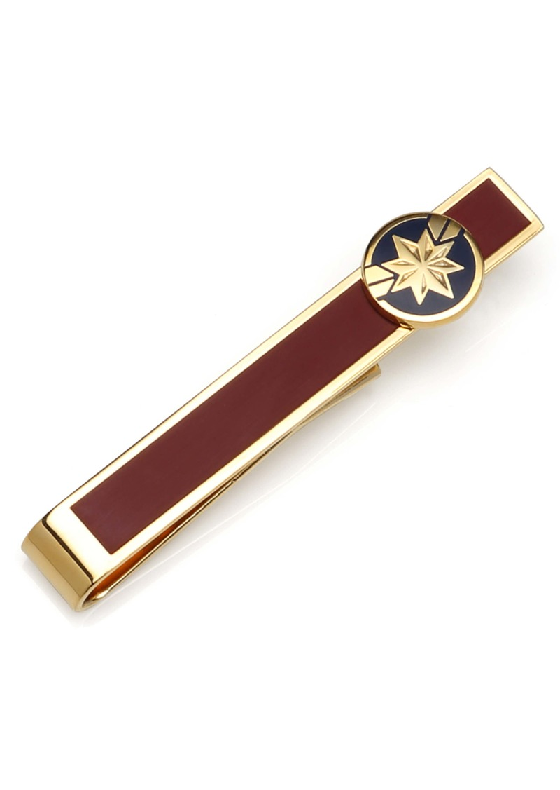Cufflinks Inc. Cufflinks, Inc. Captain Marvel Tie Bar