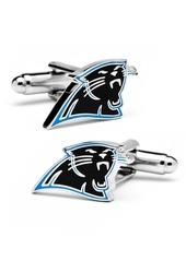 Cufflinks Inc. Cufflinks, Inc. 'Carolina Panthers' Cuff Links