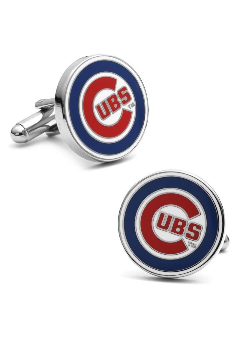 Cufflinks Inc. Cufflinks, Inc. 'Chicago Cubs' Cuff Links