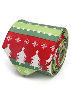 Cufflinks Inc. Cufflinks Inc Christmas Tree Men's Tie