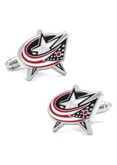 Cufflinks Inc. Cufflinks, Inc. Columbus Blue Jackets Cuff Links