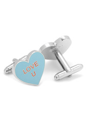 Cufflinks Inc. Cufflinks, Inc. Conversation Hearts Cuff Links