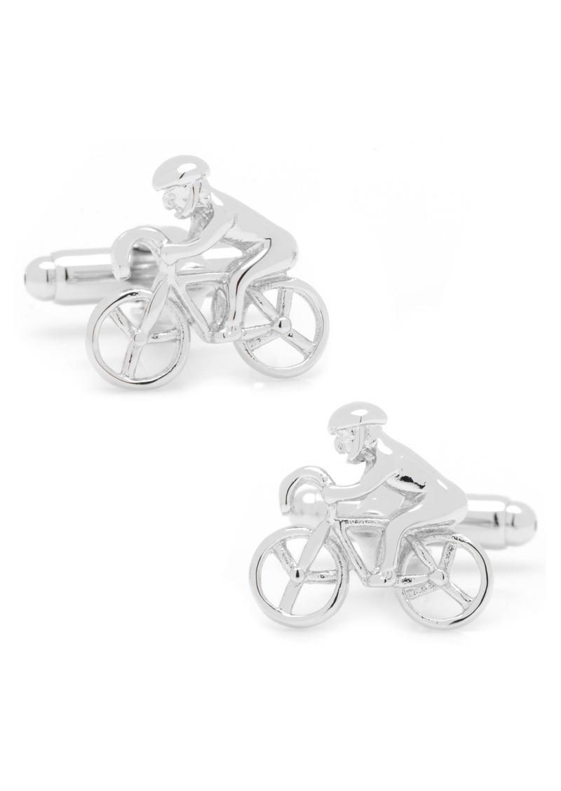Cufflinks Inc. Cufflinks, Inc. Cyclist Cuff Links