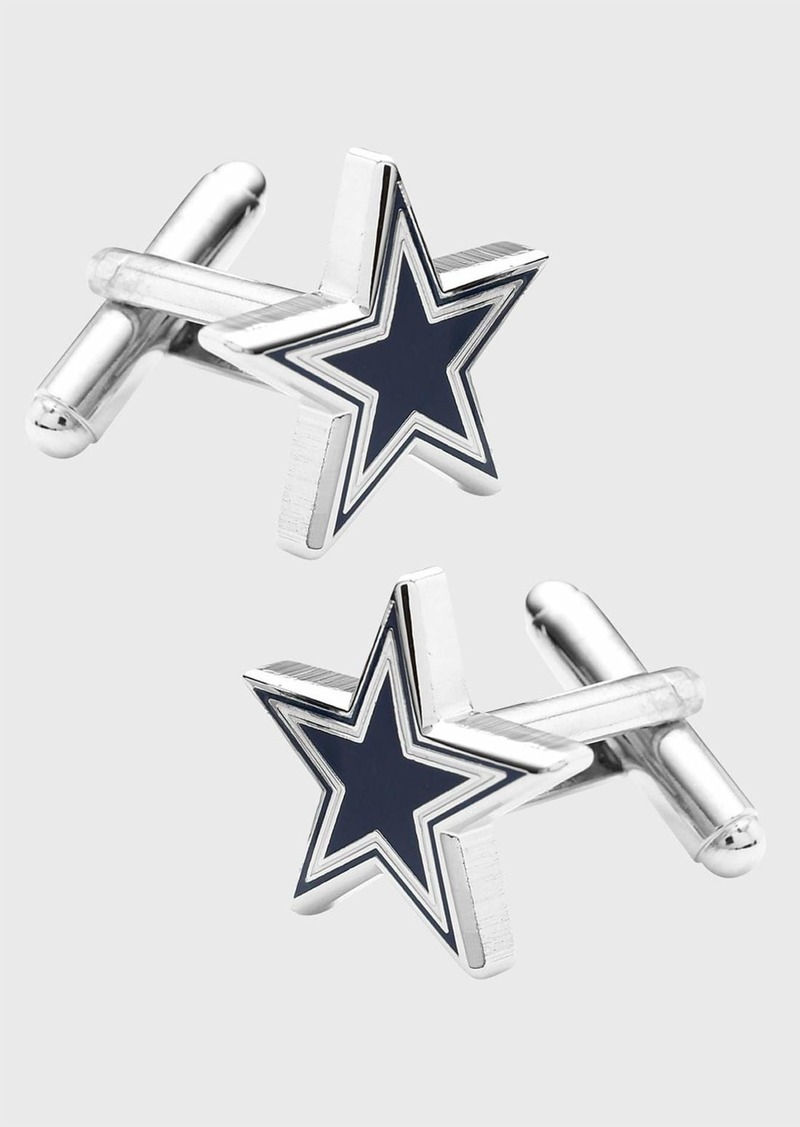 Cufflinks Inc. Cufflinks, Inc. 'Dallas Cowboys' Cuff Links
