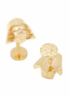 Cufflinks Inc. Darth Vader 14k Gold Star Wars Cuff Links