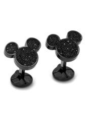 Cufflinks Inc. Cufflinks, Inc. Disney Mickey Crystal Cuff Links