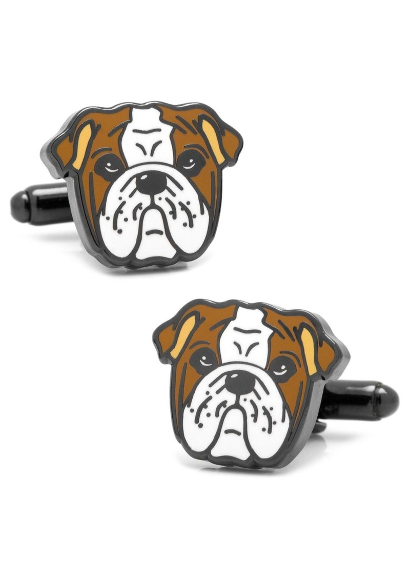 Cufflinks Inc. Cufflinks, Inc. English Bulldog Cuff Links