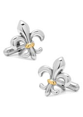 Cufflinks Inc. Cufflinks, Inc. Fleur De Lis Cuff Links