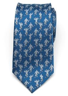 Cufflinks Inc. Cufflinks, Inc. Genie Print Silk Tie