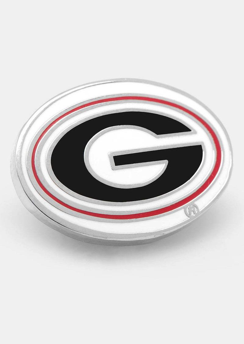 Cufflinks Inc. Cufflinks, Inc. 'Georgia Bulldogs' Lapel Pin